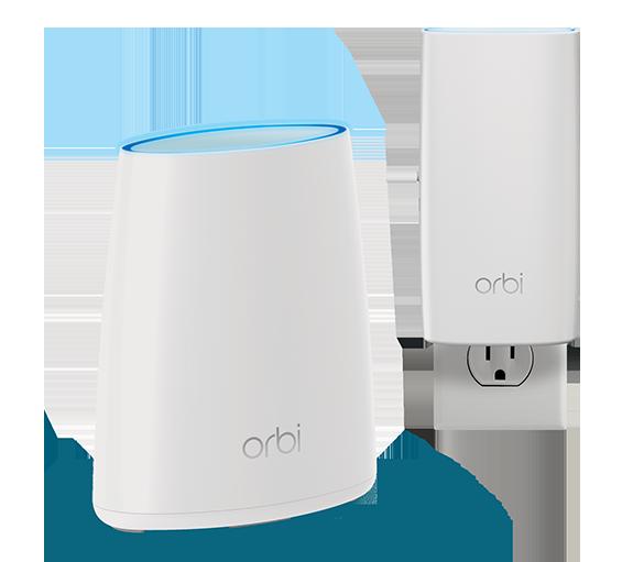 Orbi Een Wifi Systeem Voor Overal Betere Wifi Netgear