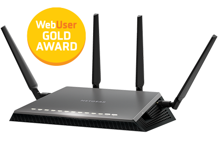 Nighthawk<sup>®</sup> X4S VDSL/ADSL Modem Router