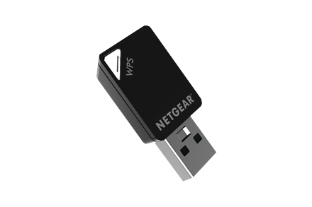 Mini-USB WiFi-adapter