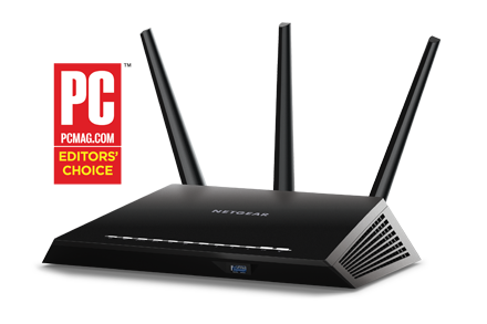 Nighthawk Smart WiFi Router