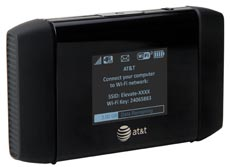 At&t refurbished mobile hotspot elevate 4g router aircard 754s by.